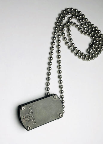 "Necklace ""Dog Tag"""