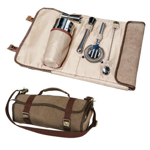 Cocktail Travel Bar Kit