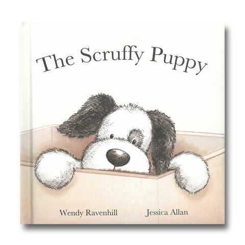 The Scruffy Puppy by Wendy Ravenhill