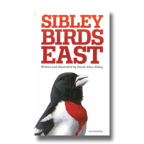 Sibley Birds East by David Allen Sibley