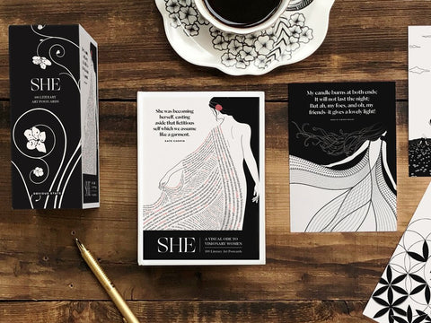SHE: A Visual Ode to Visionary Women