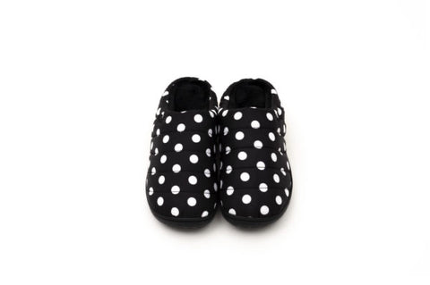 SUBU Indoor Outdoor Insulated Slippers - Polka Dot