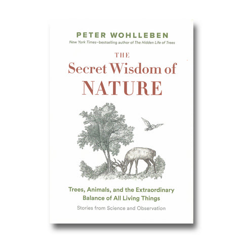 The Secret Wisdom of Nature by Peter Wohlleben