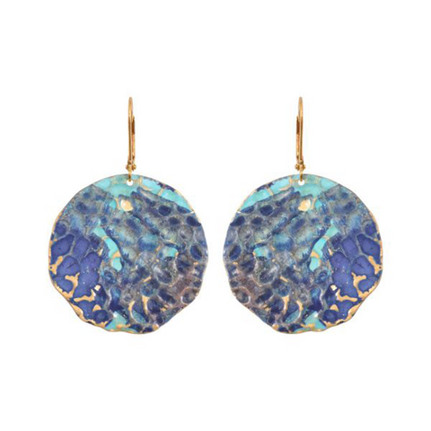 Watercolour Cebille Earrings