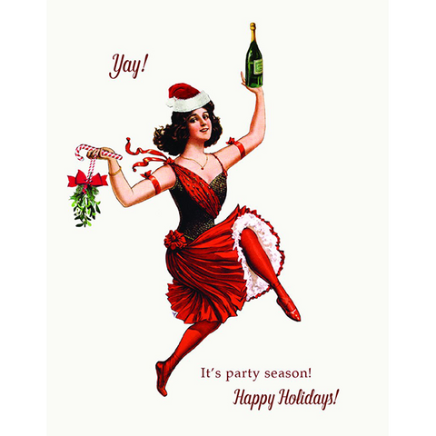 Yay, it's party season! | Boxed Greeting Cards