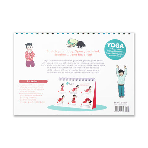 Yoga Together : Everyday Yoga for Children