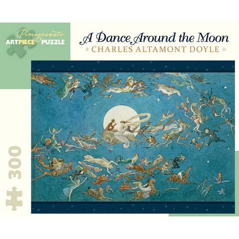 A Dance Around the Moon Puzzle - 300 Pieces