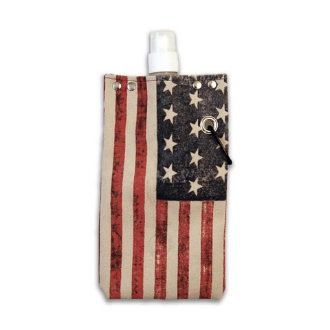 Americana Canvas Canteen 25oz