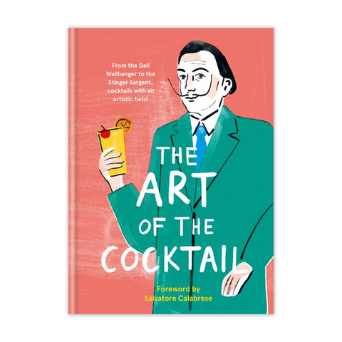 The Art of the Cocktail: From the Dali Wallbanger to the Stinger Sargent