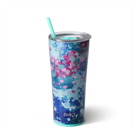 Insulated Tumbler in Artist Speckle by Swig