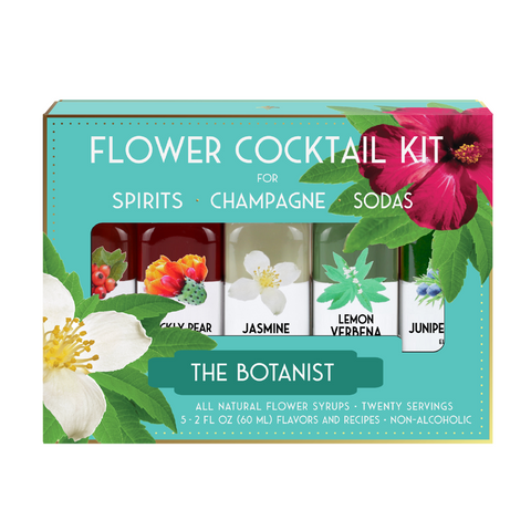 Flower Cocktail Kit - The Botanist