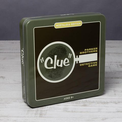 Clue Nostalgia Tin