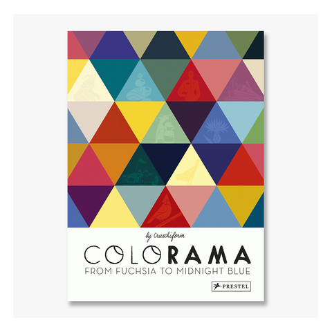 Colorama: From Fuchsia to Midnight Blue