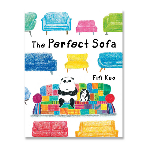 The Perfect Sofa by Fifi Kuo