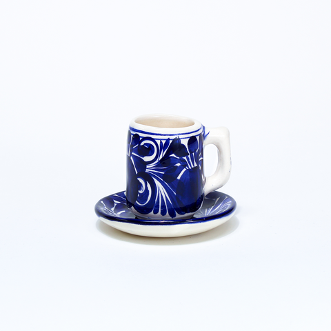 Elixir Sipping Cup and Saucer