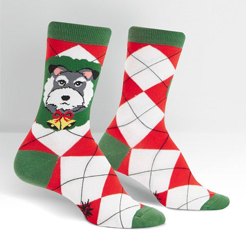 Deck The Paws Socks