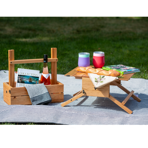 Convertible Picnic Table and Carrier