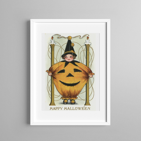 PEM Collection Print: Happy Halloween