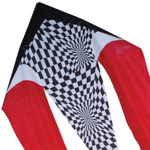Flo-Tail Delta Kite