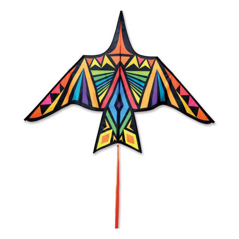 Rainbow Thunderbird Kite