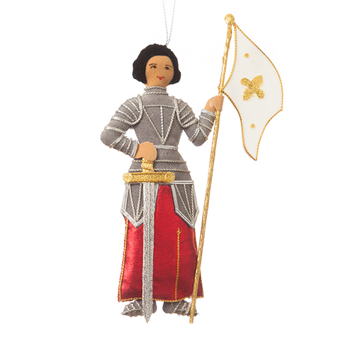 Joan of Arc Ornament