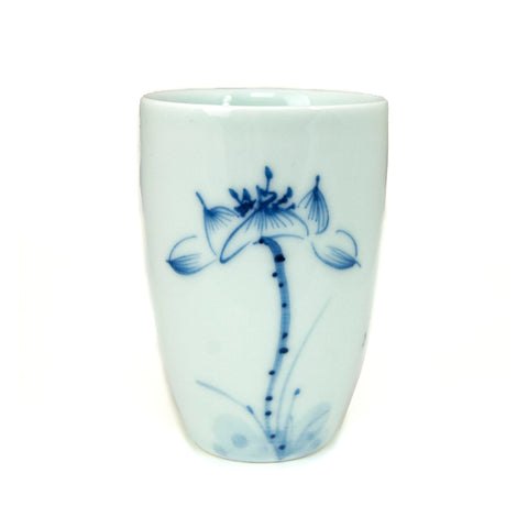 Lotus Porcelain Cup