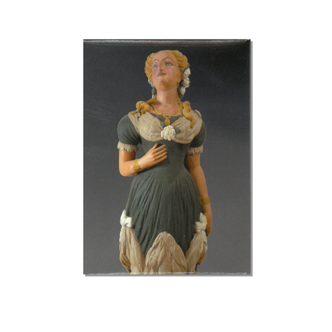 Magnet Figurehead From the Bark Marie
