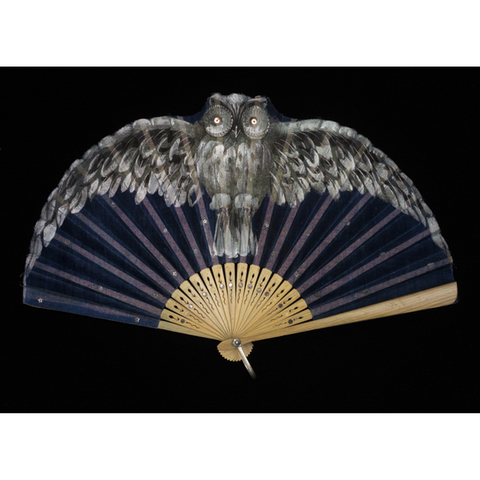 PEM Collection Masks: Owl Fan