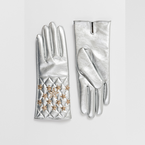 Silver Pandora Gloves - Pia Rossini