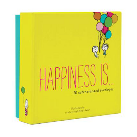 Happiness Is Notecards Set