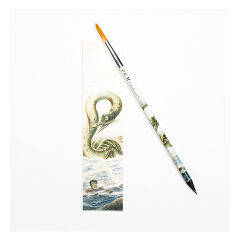 PEM Paintbrush Pencil - The Great Sea Serpent