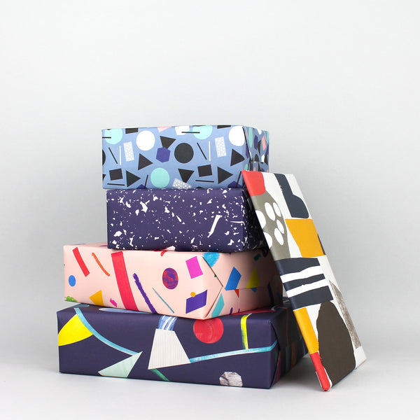 5 x Sheets of Wrapping Paper