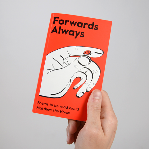 'Forwards Always' Book of Poetry
