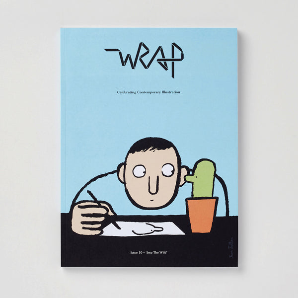 WRAP Issue 10 'Into the Wild'