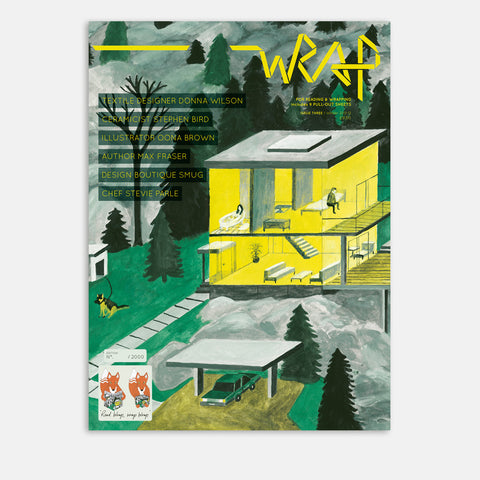 WRAP Issue 3 'Dark Days, Bright Nights'