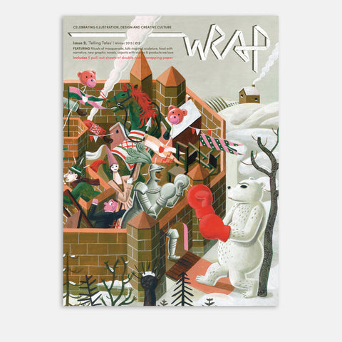 WRAP Issue 9 'Telling Tales'