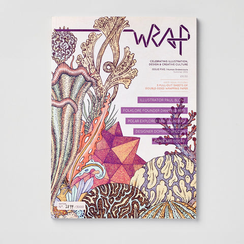 WRAP Issue 5 'Human Endeavours'