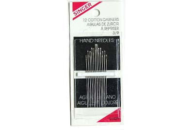 Singer Cotton Darner Needle, 12pk (Case of 48)*