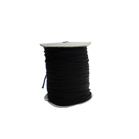 "Cording 1/4"" Diameter (500 Yard Roll)Black"