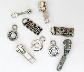 Zipper Pulls (Box of 50)