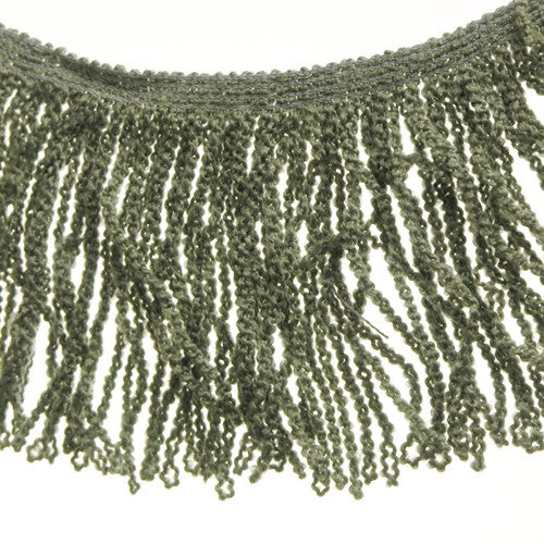 "4"" Fringe- Boucle Collection Fabric Trim"