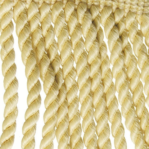 "Rayleen Collection Bullion Fringe 6""<br>(Per Yard)<br>Light Butternut"