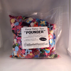 "Fancy Rosette & Mini-Bow Mixture ""POUND BAG"""