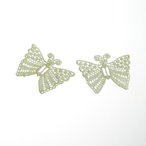 Applique- Butterfly Venice Lace