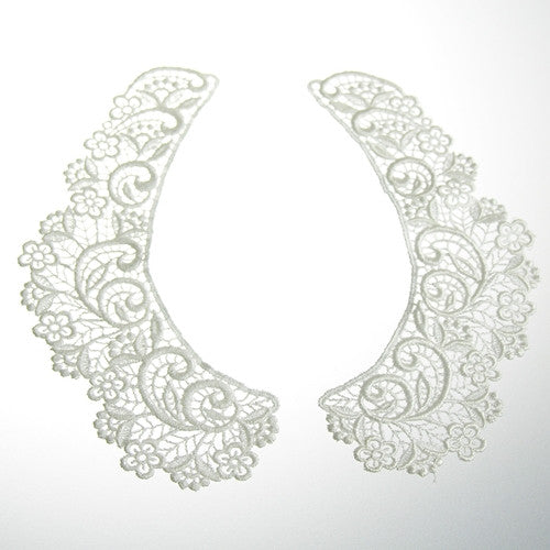 Applique- Venice Lace Collar