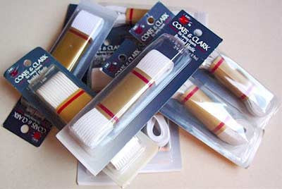Singer Elastic Assortment (Case of 144 Packs)*