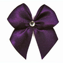 Bold Bows w/Tails (Box of 144) 7 Colors (#51)