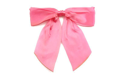 Pink Cloth Bow Tie (Box of 50)