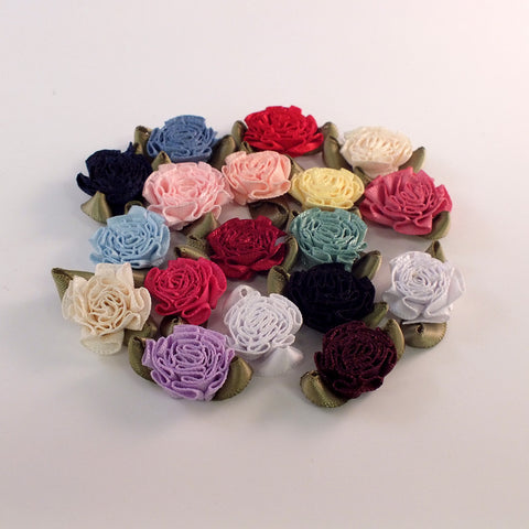 "Fabric Carnation, 1-1/8"" (20 colors)"