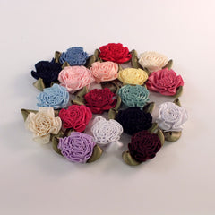 "Fabric Carnation, 1-1/8"", 20 colors, 288 each (#7)"